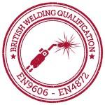 EN4872 & EN9606 Welding logo